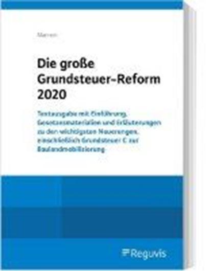 Die große Grundsteuer-Reform 2020