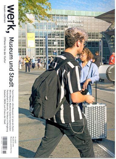 Werk Bauen Wohnen 11/2020: Museum und Stadt