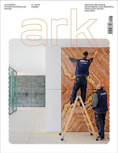 Arkkithehti 4/2019:  Design