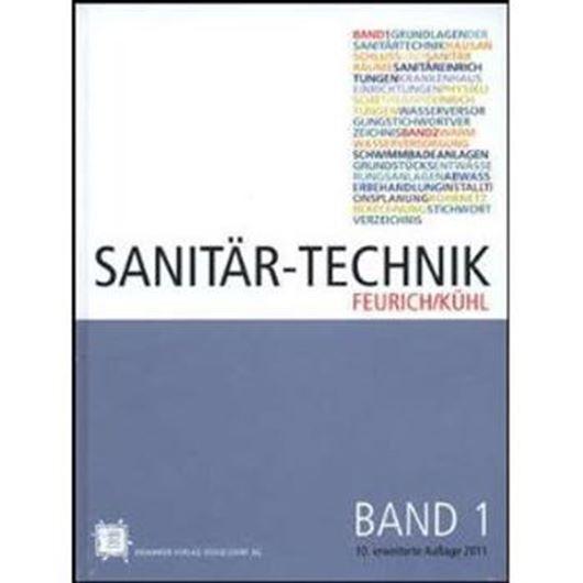 Sanitär-Technik, Band 1+2