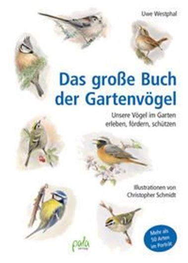 Das große Buch der Gartenvögel