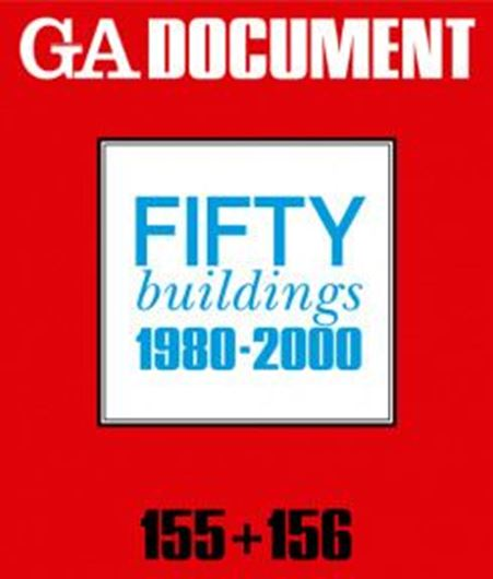 GA Document 155+156: Fifty Buildings 1980-2000