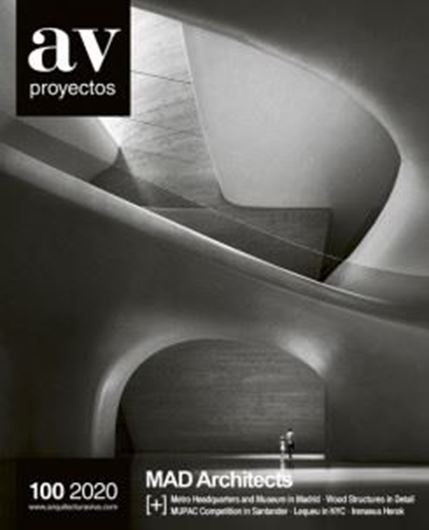 av proyectos 100: MAD Architects