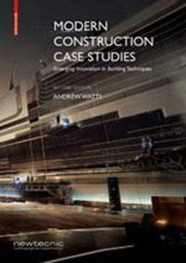 Modern Construction Case Studies - E-Book