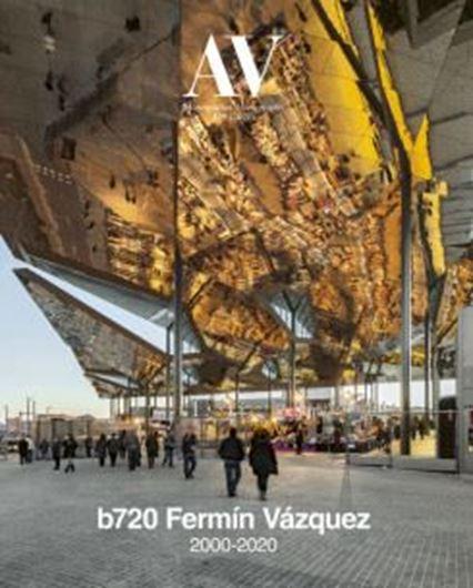 AV Monographs 229: b720 Fermin Vazquez 2000 - 2020