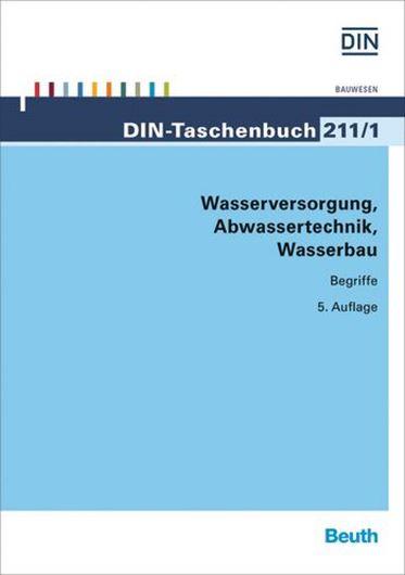 DIN-Taschenbuch 211/1