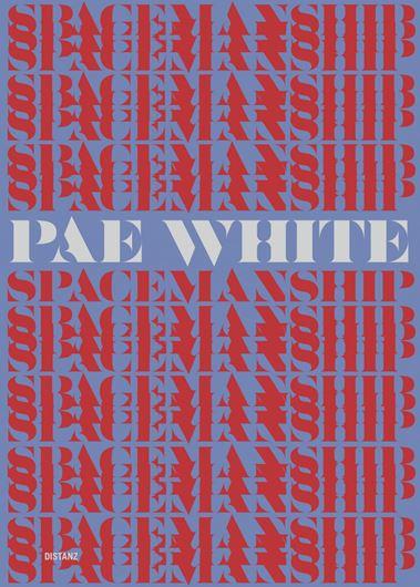 Pae White - Spacemanship
