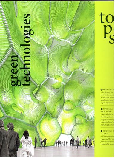 Topos 112: green technologies + Topos special: Berlin macht grün
