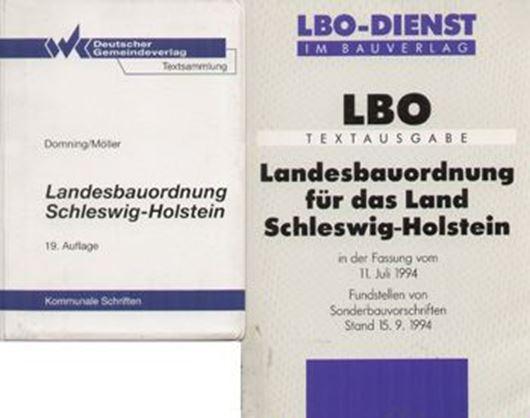 Landesbauordnung für das Land Schleswig-Holstein