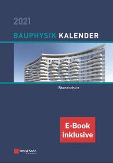 Bauphysik-Kalender 2021, eBundle, Fortsetzungspreis