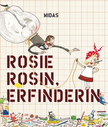 Rosie Rosin, Erfinderin