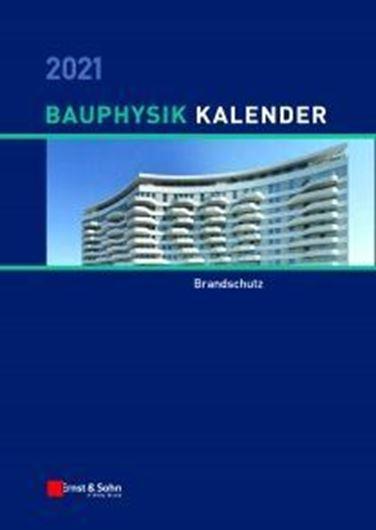 Bauphysik-Kalender 2021 - Fortsetzungsbezug