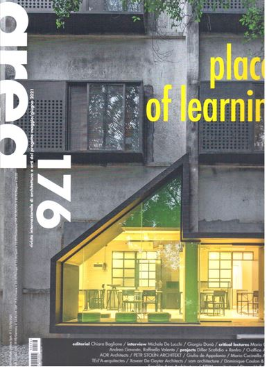 Area 176: places of learning