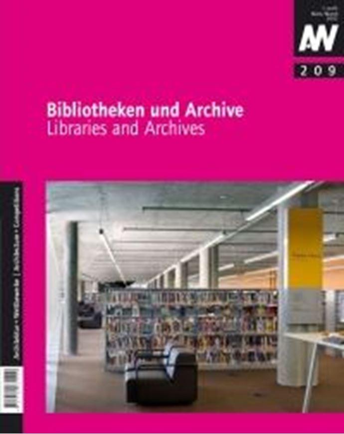 Bibliotheken und Archive / Libraries and Archives