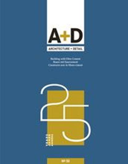 A+D Architecture + Detail 50