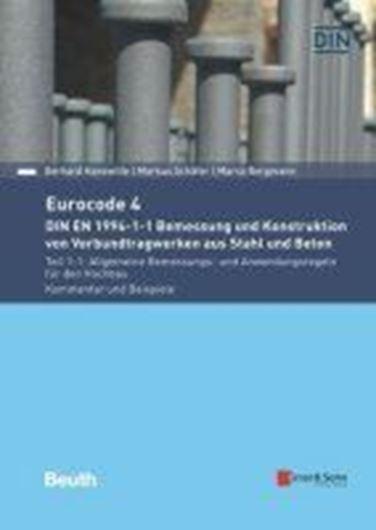 Eurocode 4 Bemessung und Konstruktion von Verbundtragwerken aus Stahl und Beton Bd. 1