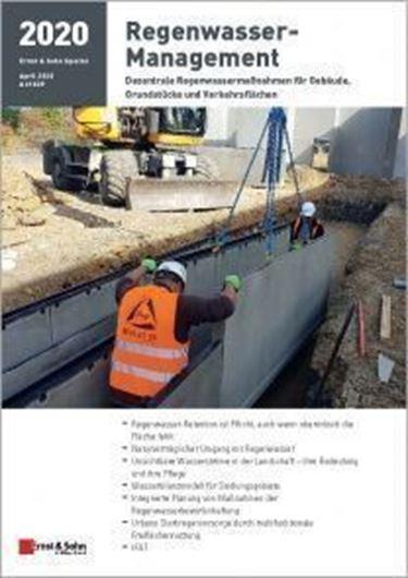 Regenwasser-Management 2020