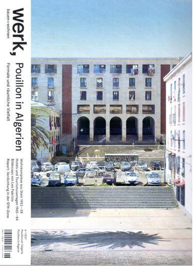 Werk Bauen Wohnen 6/2021: Pouillon in Algerien