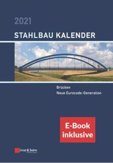 Stahlbau-Kalender 2021 eBundle, Fortsetzungsbezug